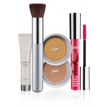 ZESTAW 5 BESTSELLERÓW PUR. Start Now 5-Piece Beauty-to-Go Collection